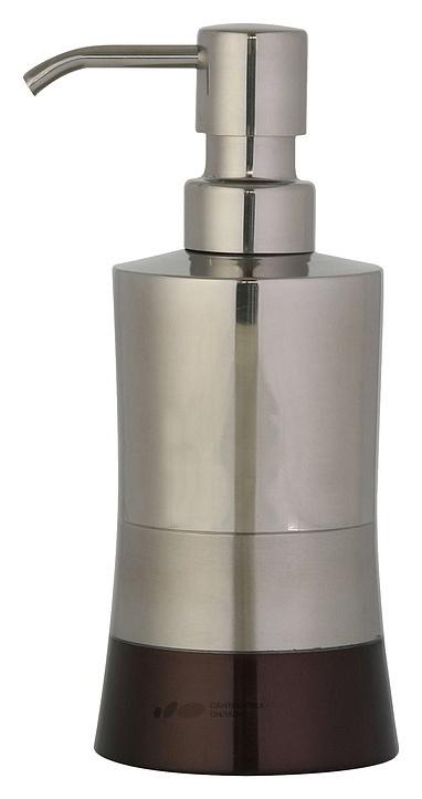 Дозатор для жидкого мыла Axentia Lucca 122365