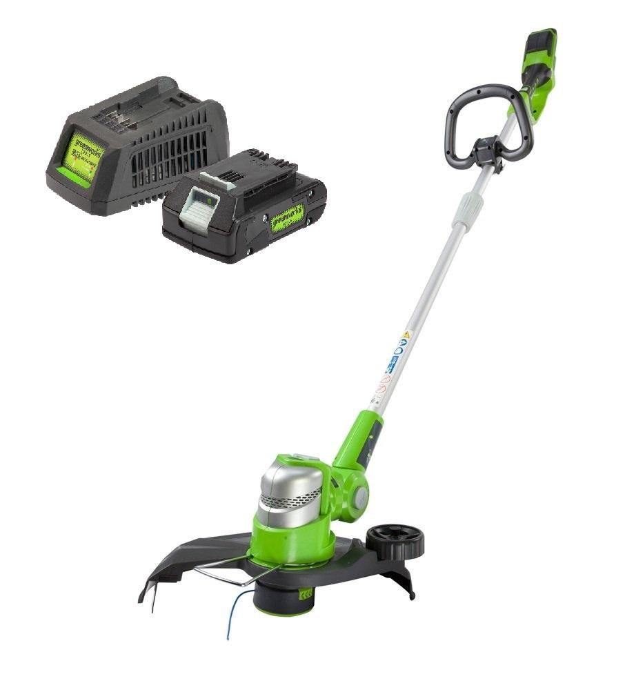 Триммер аккумуляторный Greenworks G24st30mk2 (2100007)