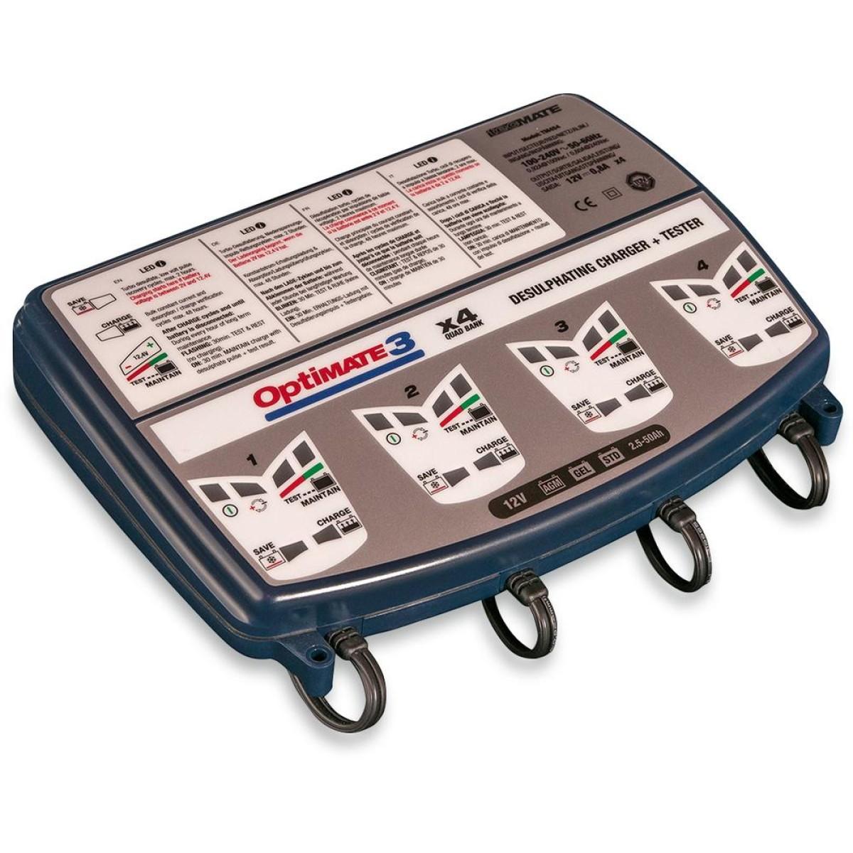 Зарядное устройство Optimate Tm454