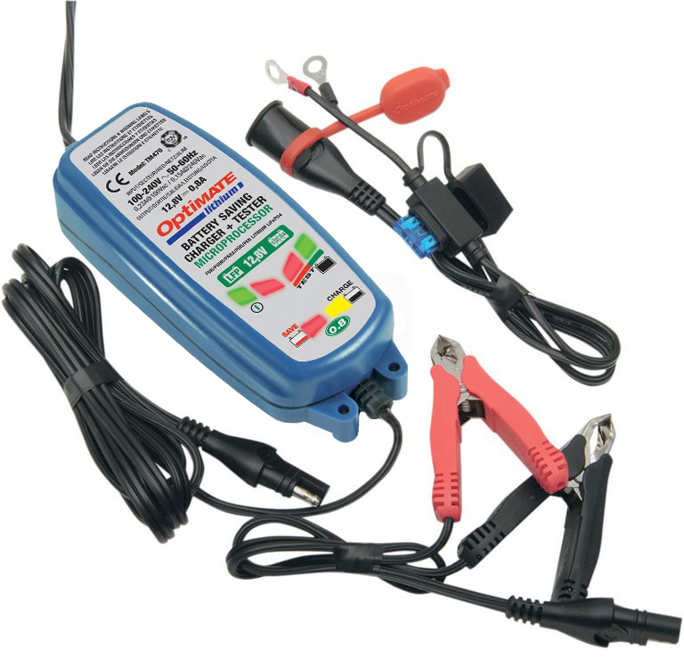 Зарядное устройство Optimate Tm470