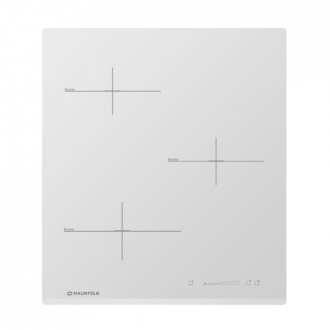 Панель варочная Maunfeld Mvi45 3hz 3bt-wh