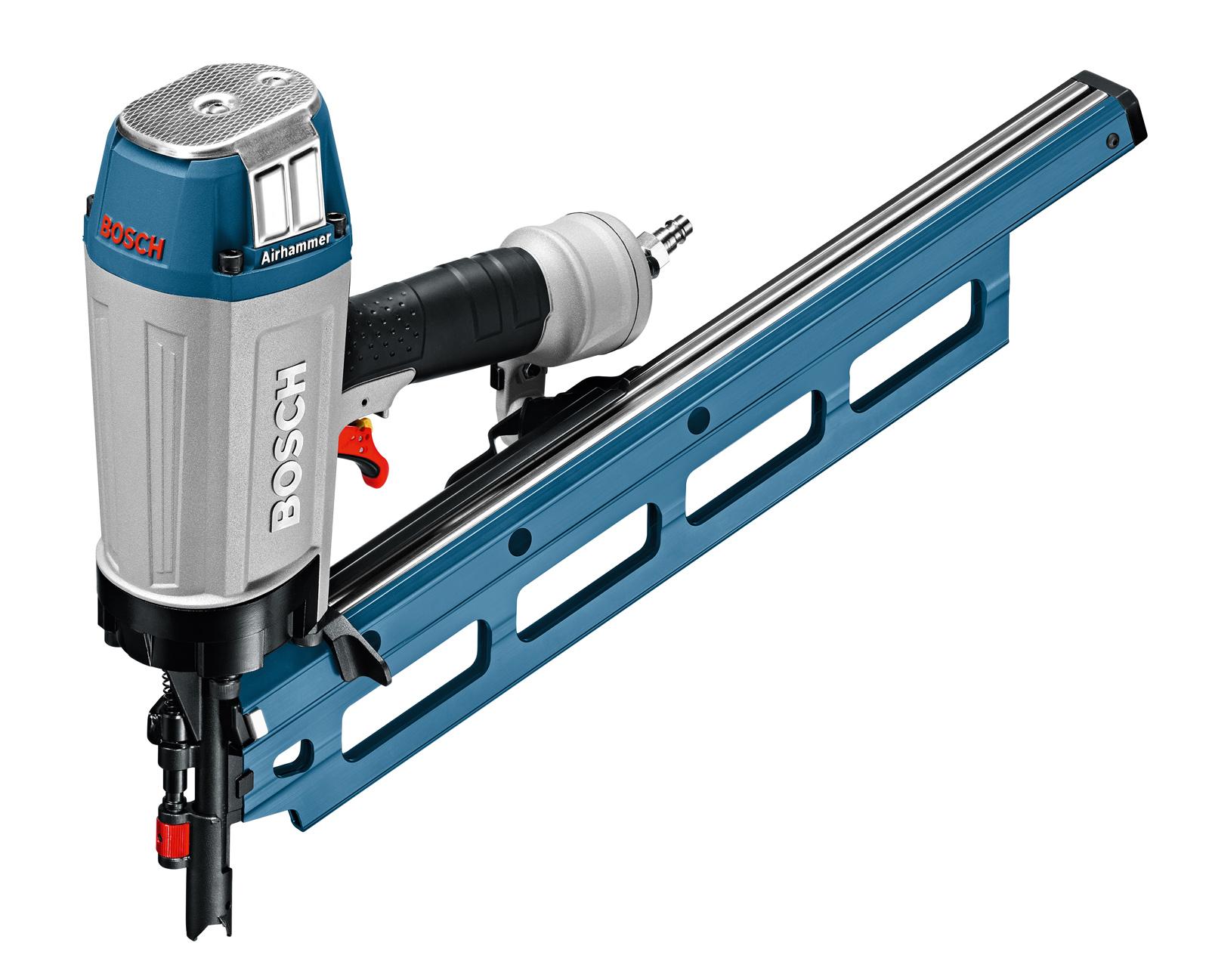 Степлер пневматический Bosch Gsn 90-21 rk