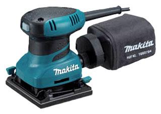 Машинка шлифовальная плоская (вибрационная) Makita Bo4556