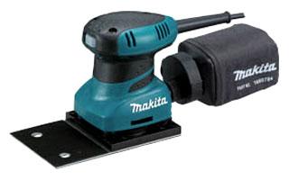 Машинка шлифовальная плоская (вибрационная) Makita Bo4566