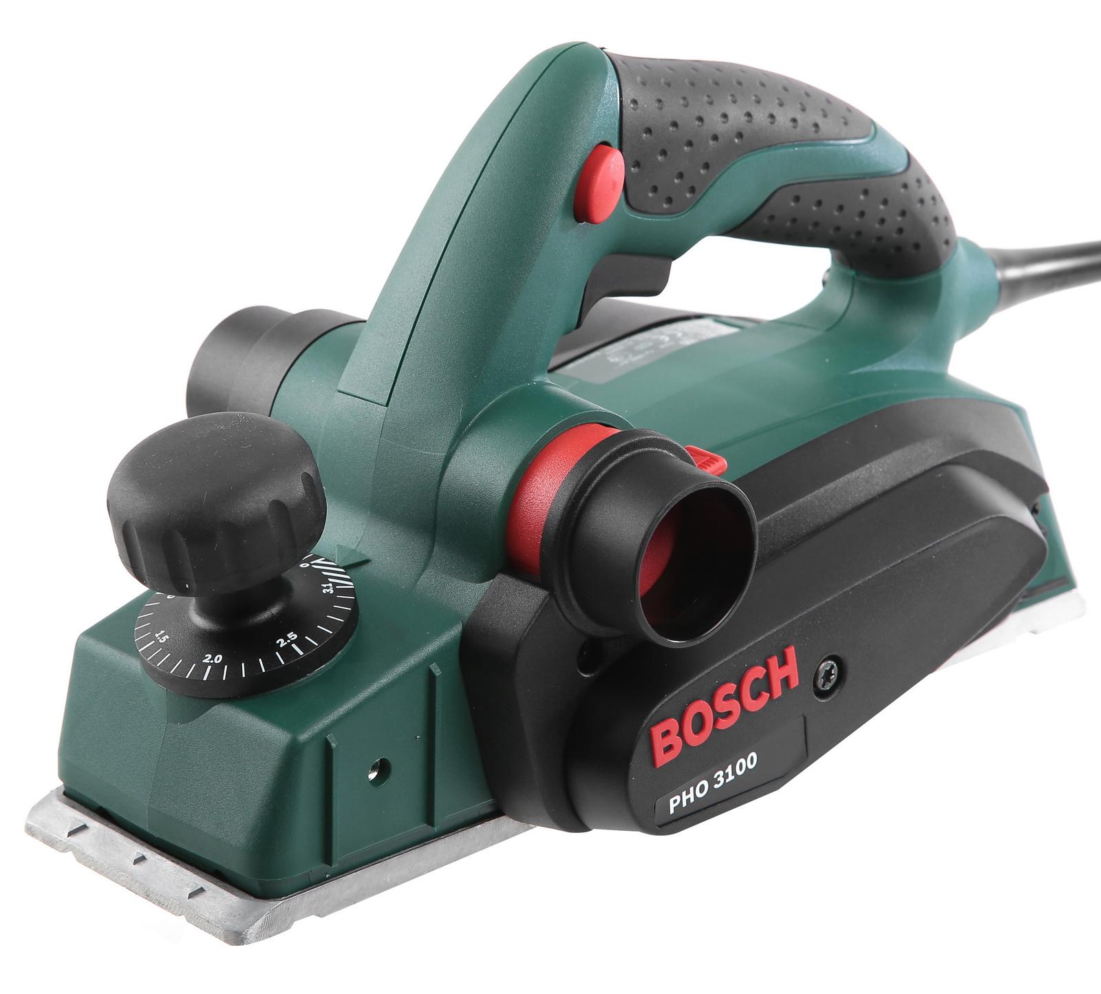 Рубанок Bosch Pho 3100