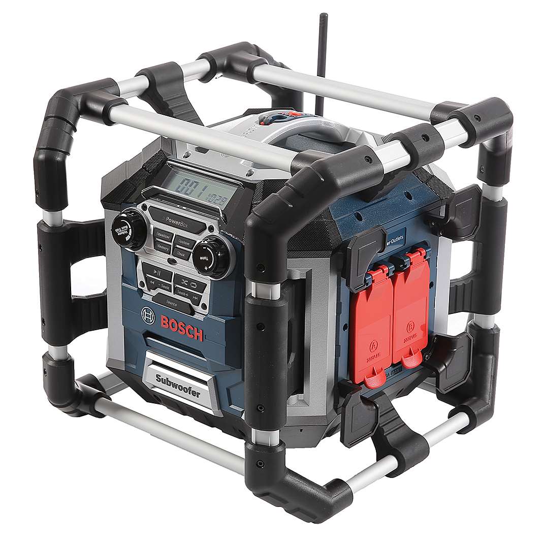 Радио Bosch Gml 50 power box
