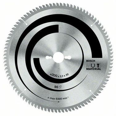 Диск пильный твердосплавный BOSCH Multi Material 254 X 96 X 30 GCM 10