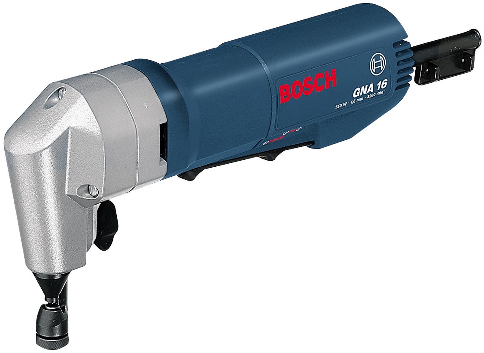 Вырубные ножницы по металлу Bosch Gna 16