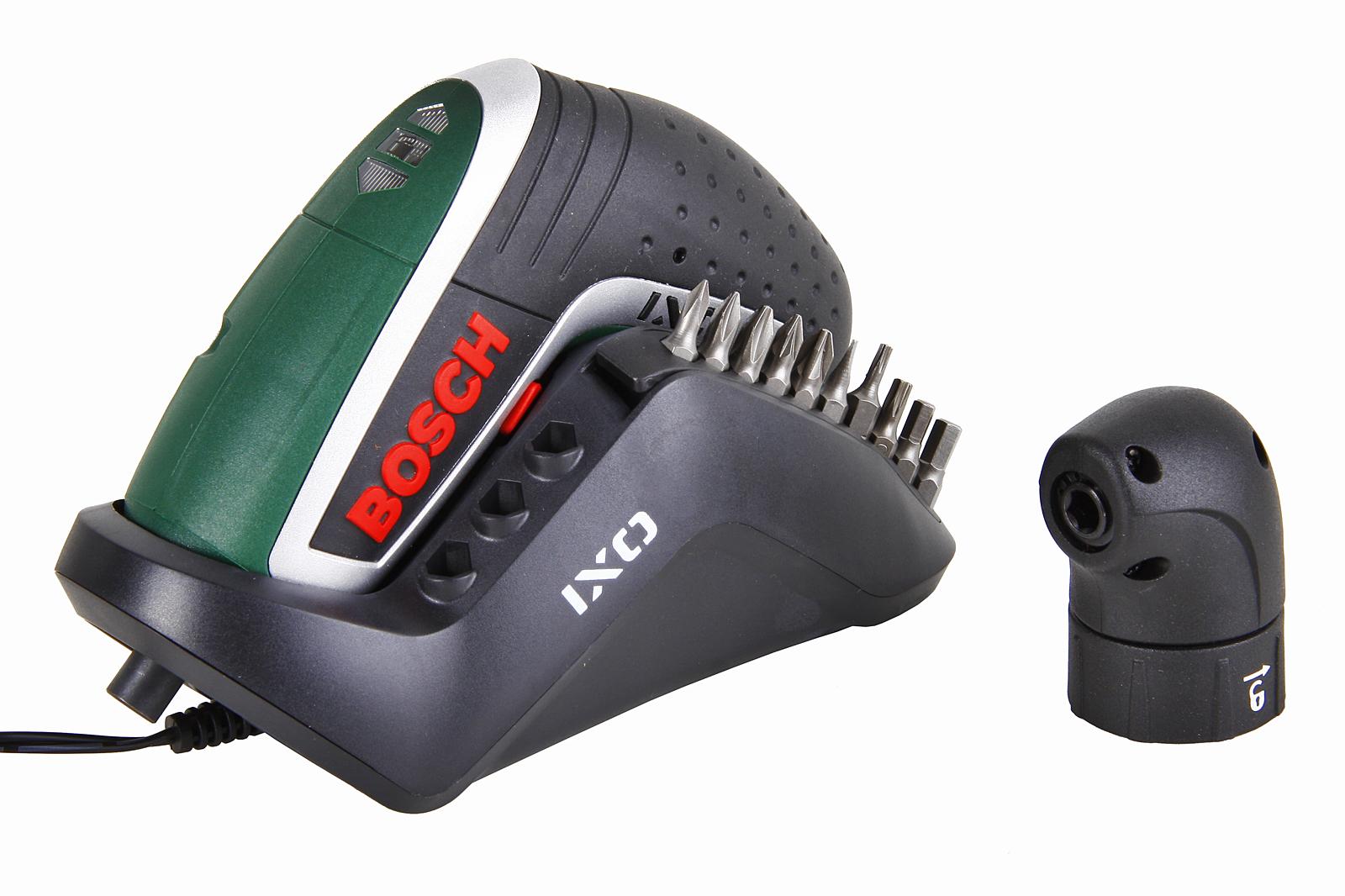Отвертка аккумуляторная Bosch Ixo iv medium upgrade
