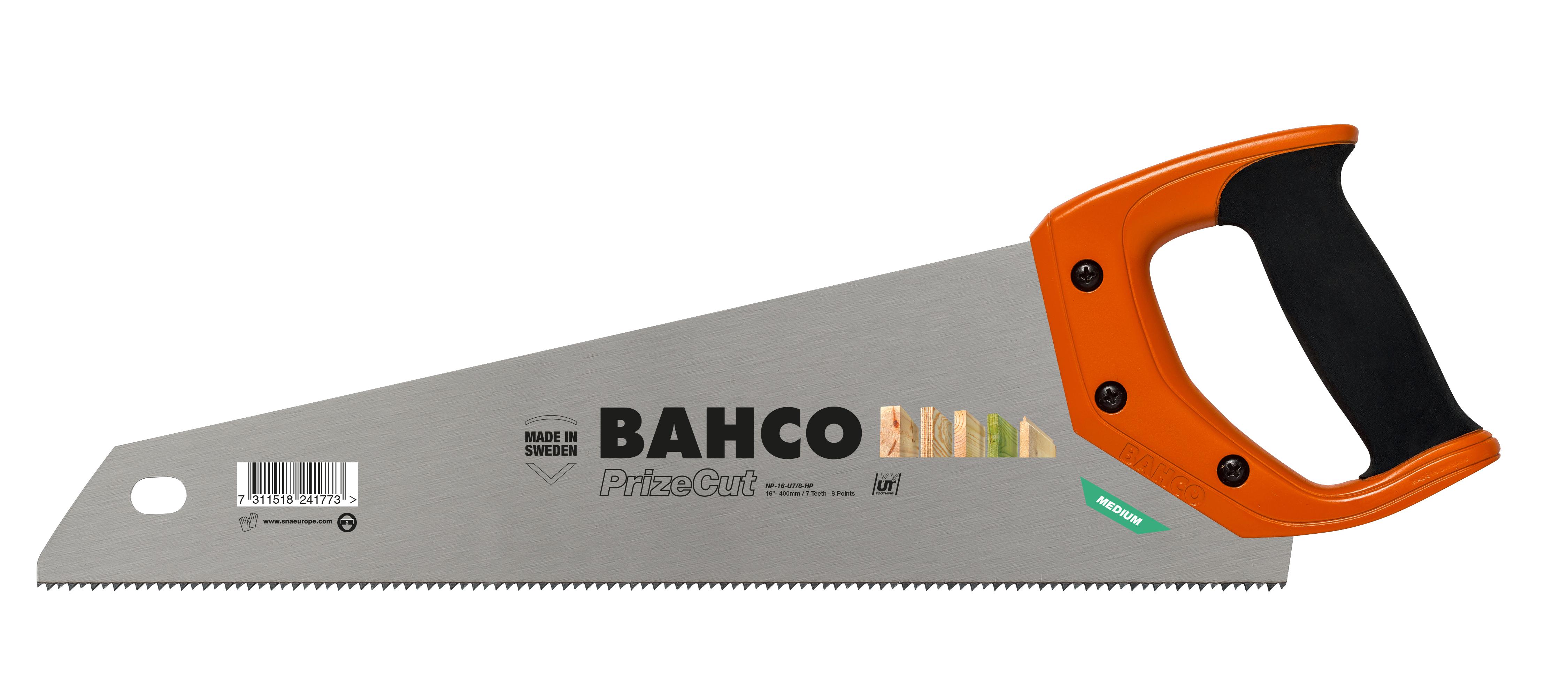 Ножовка по дереву Bahco Np-16-u7/8-hp
