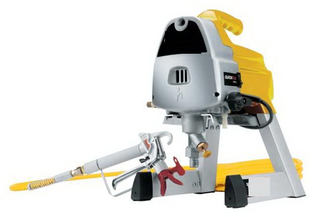 Безвоздушный краскопульт Wagner Projectpro117