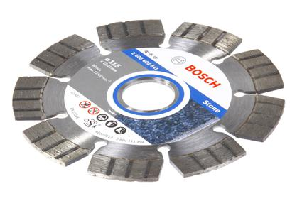 Круг алмазный BOSCH Best for Stone  150 Х 22 сегмент