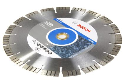 Круг алмазный BOSCH Best for Stone  350 Х 20/25.4 сегмент