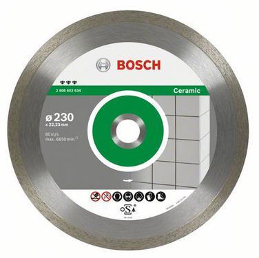 Круг алмазный BOSCH Best for Ceramic  110 Х 22 корона (сплошной)