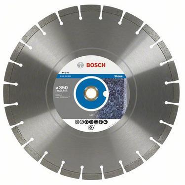 Круг алмазный BOSCH Standard for Stone  450 Х 25.4 сегмент