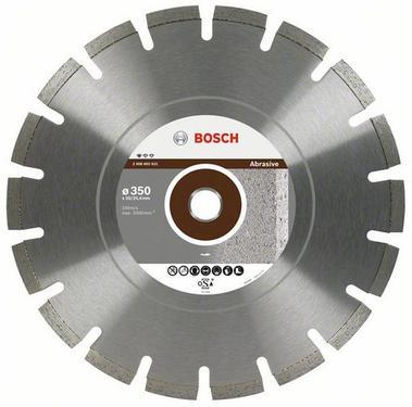 Круг алмазный BOSCH Standard for Abrasive  450 Х 20/25.4 сегмент