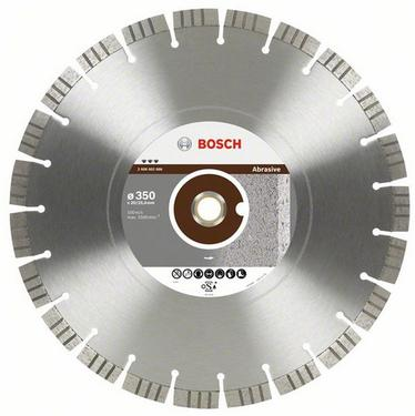 Круг алмазный BOSCH Best for Abrasive  450 Х 25.4 сегмент