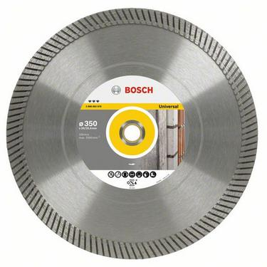 Круг алмазный BOSCH Best for Universal Turbo  350 Х 20/25.4 турбо