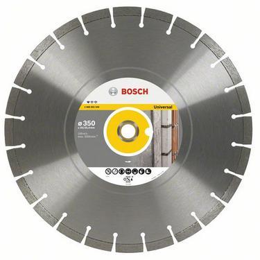 Круг алмазный BOSCH Standard for Universal  450 Х 25.4 сегмент
