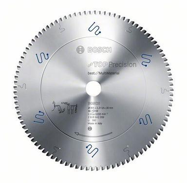 Диск пильный твердосплавный BOSCH Top Precision Best for Multi Material  305 X 96 X 30