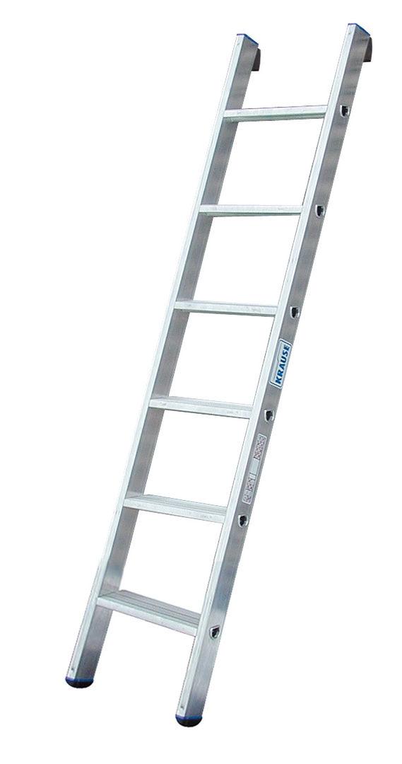Лестница приставная Krause Stabilo 124401