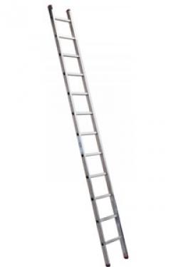 Лестница алюминиевая приставная Krause Stabilo 124425