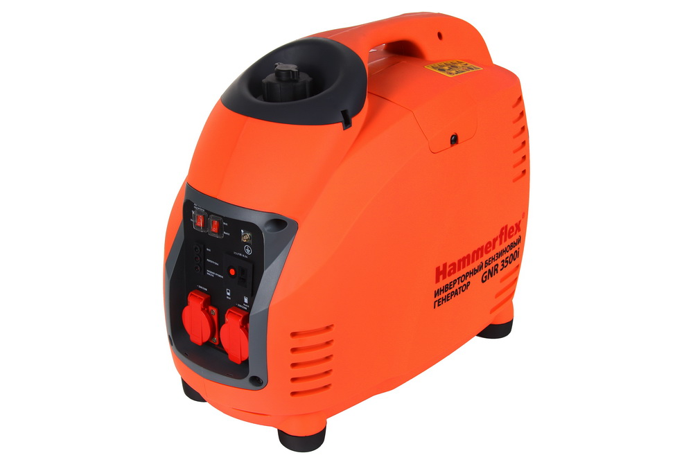 Бензиновый инверторный генератор Hammer Gnr3500i