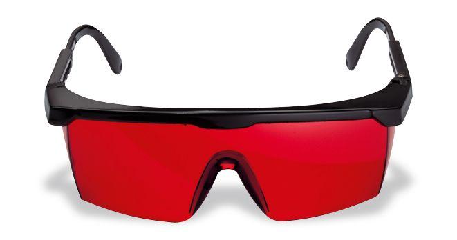Очки защитные Bosch красные