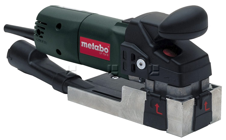 Фрезер для снятия лака Metabo Lf 724 s для снятия лака