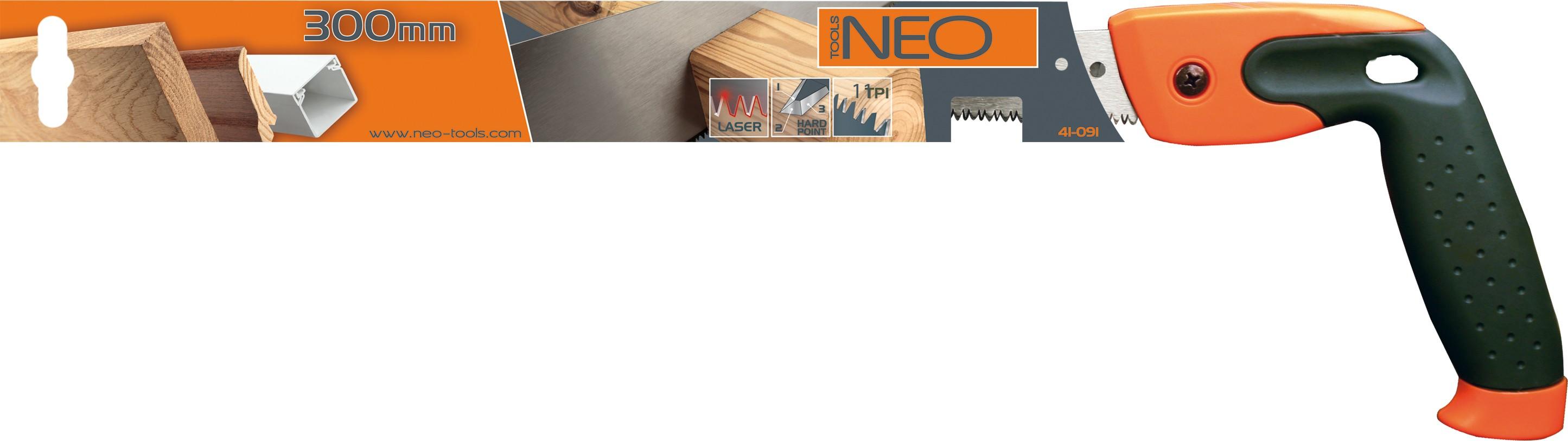 Ножовка по дереву Neo 41-091