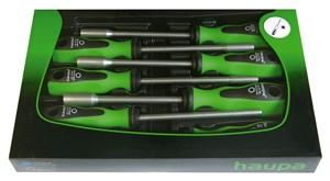 Набор торцевых ключей 5-13мм, 7 предметов Haupa 101510 торцовые, 5-13мм