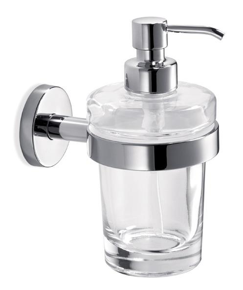 Диспенсер для жидкого мыла Inda Gealuna a10120cr03