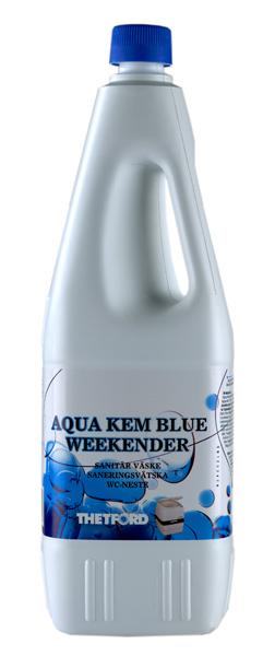 Жидкость Thetford Aqua kem blue weekender