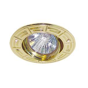 Светильник встраиваемый АКЦЕНТ Versace wl-650 золото