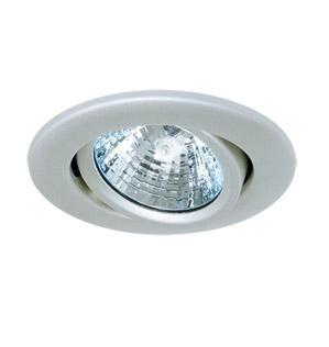 Светильник встраиваемый АКЦЕНТ 113aa жемчужное серебро