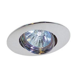 Светильник встраиваемый АКЦЕНТ Wl-110 хром