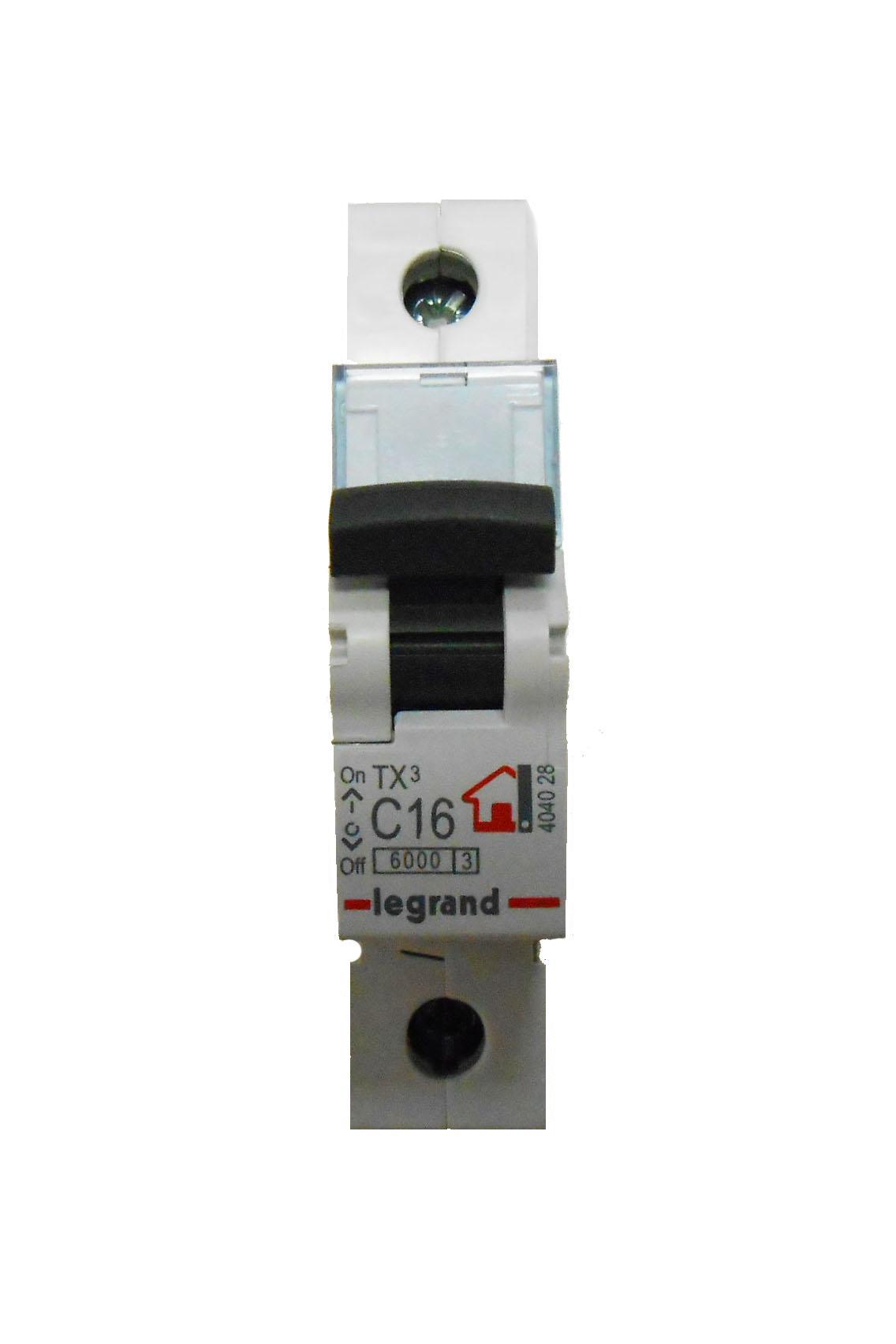 Автомат Legrand Tx3 leg 404028