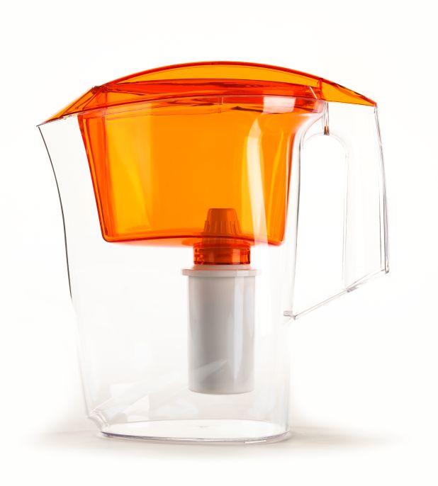 Фильтр для очистки воды ГЕЙЗЕР Дельфин оранжевый
