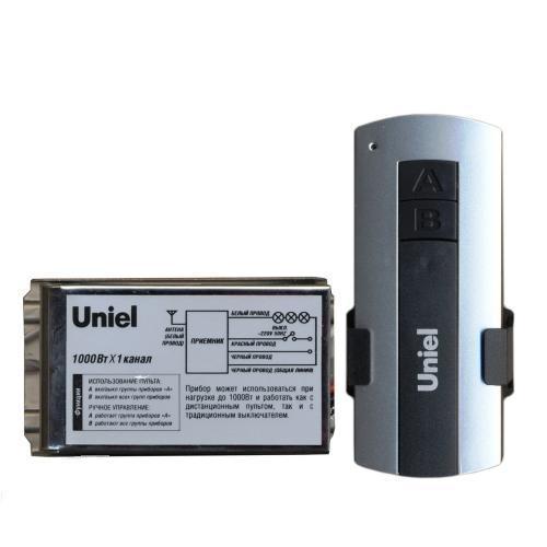Пульт управления световыми приборами Uniel Uch-p001-g1