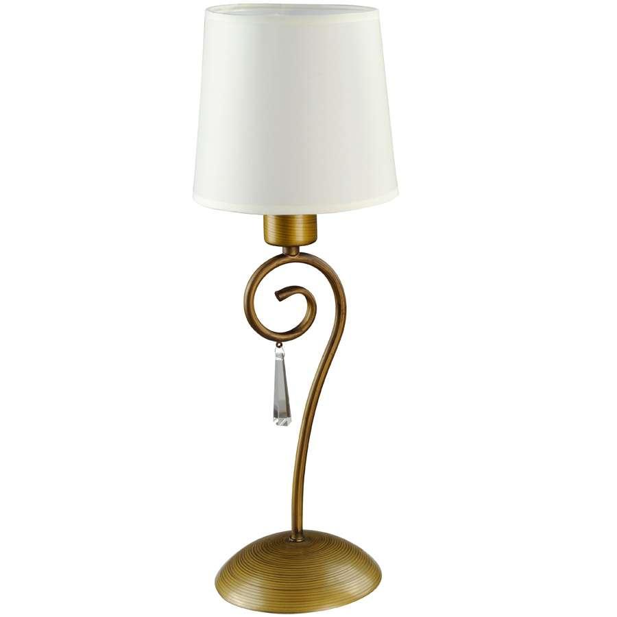 Лампа настольная Arte lamp Carolina a9239lt-1br