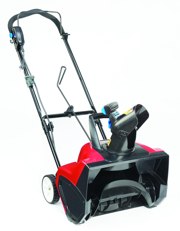 Снегоуборщик электрический Toro 38302 power curve