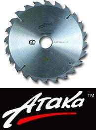 Диск пильный твердосплавный ATAKA 190 Х 24 Х 16