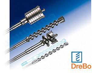 Бур DREBO SDS+14 Х1000