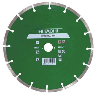 Круг алмазный HITACHI 180 Х 22 сегмент