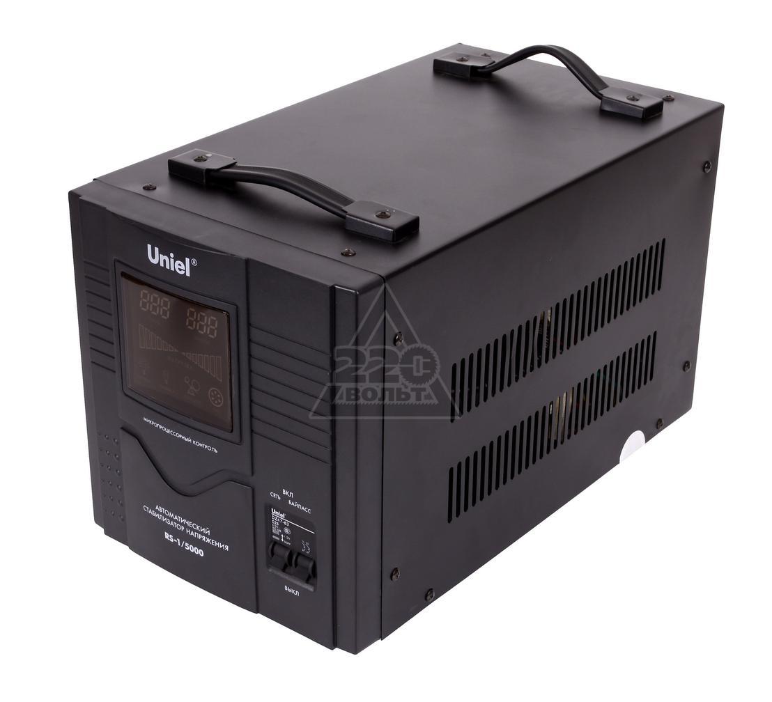 Стабилизатор напряжения UNIEL RS-1/5000