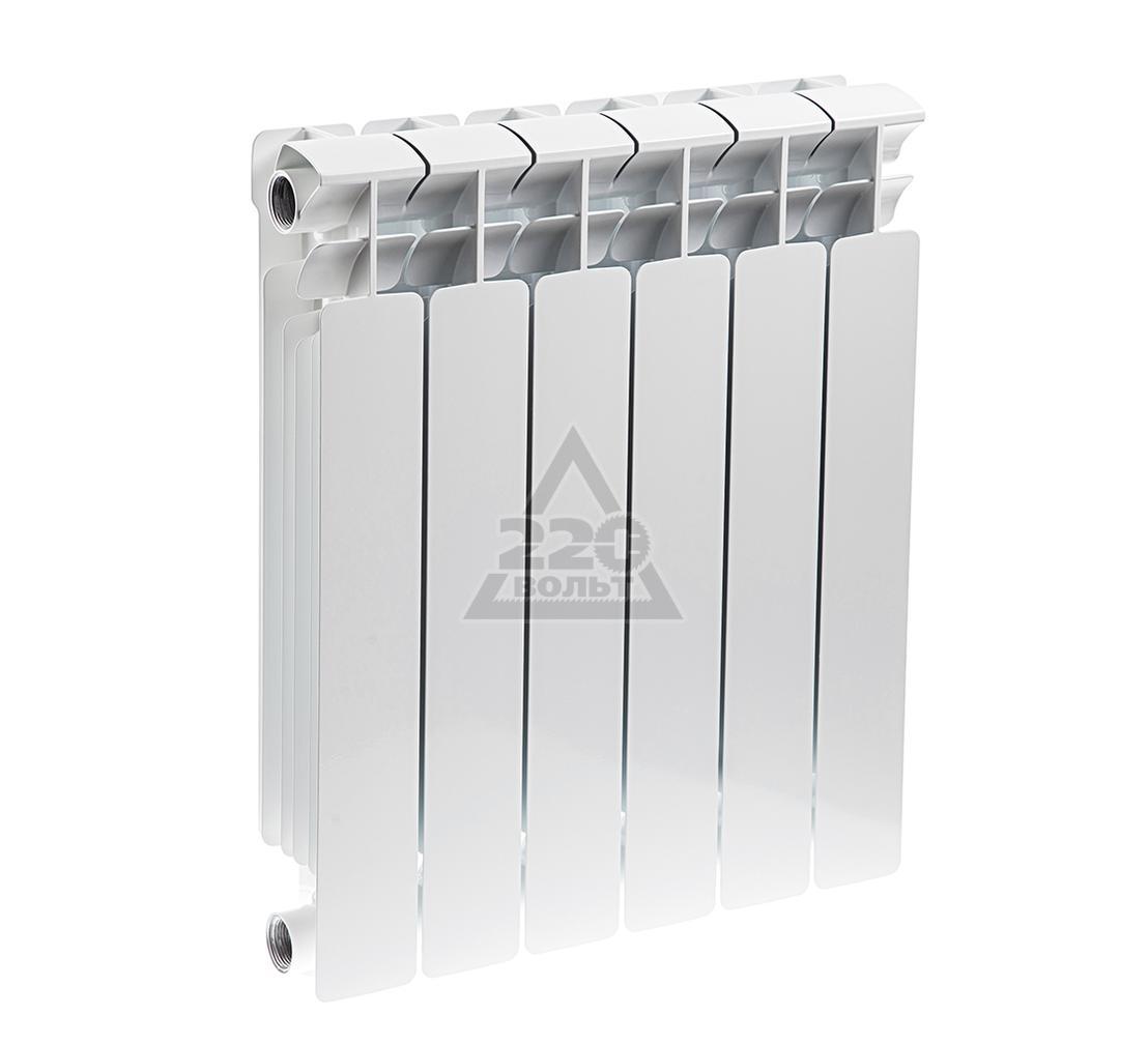 Радиатор биметаллический RIFAR Base 500x6