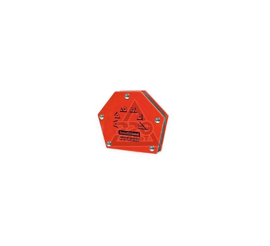 Угольник магнитный SMART&SOLID MAG614