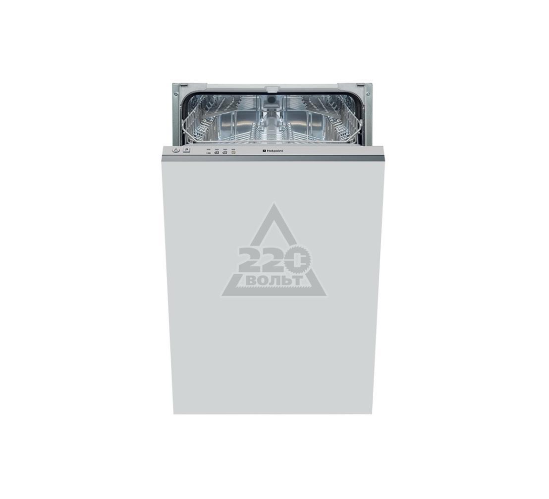 Встраиваемая посудомоечная машина HOTPOINT-ARISTON LSTB 4B00 RU