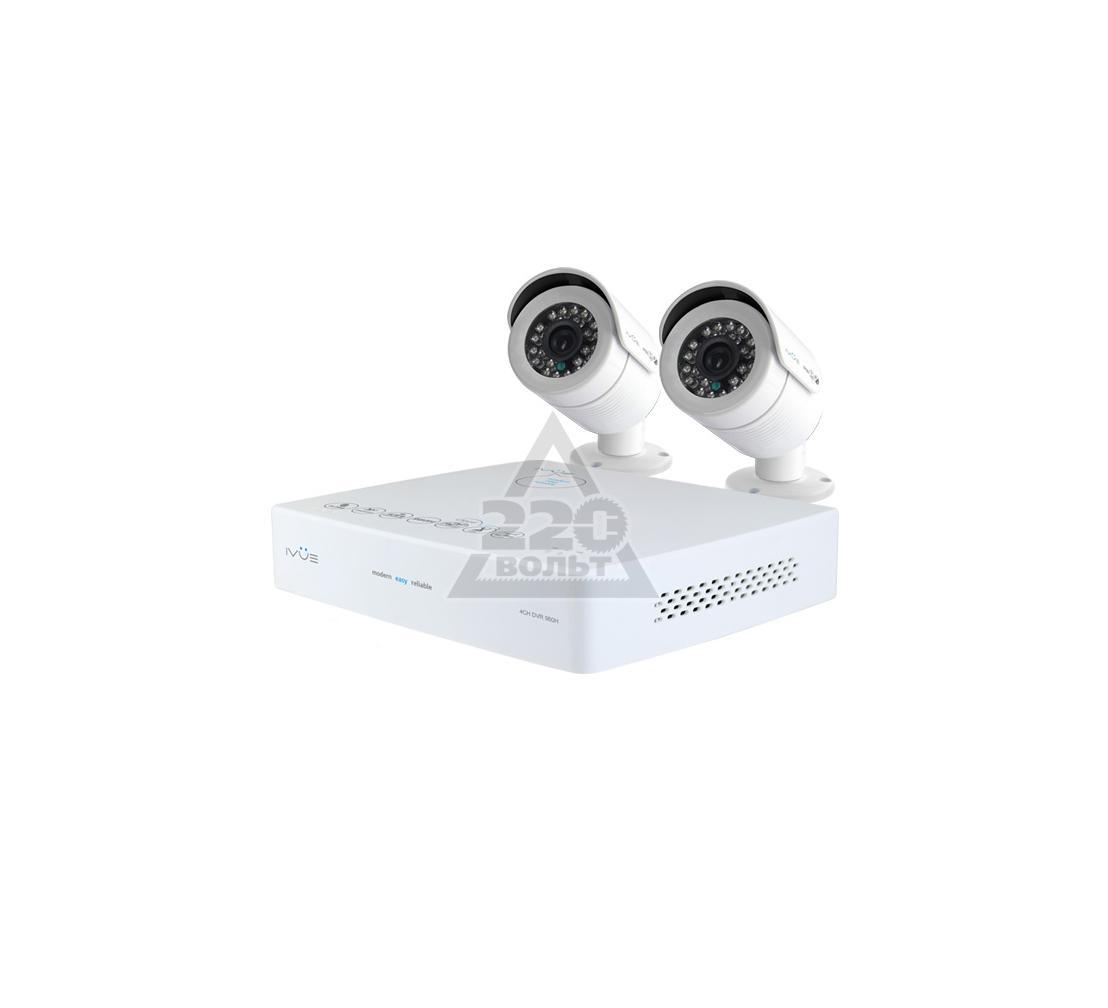 Комплект видеонаблюдения IVUE 6004K-2CK20-1099ICR