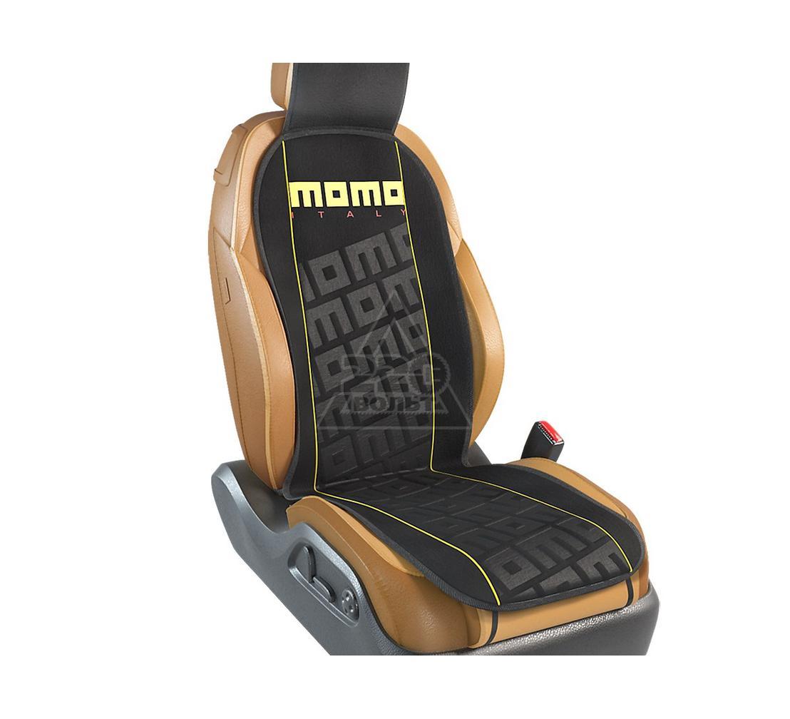 Накидка MOMO MOMO-102 BK/YE